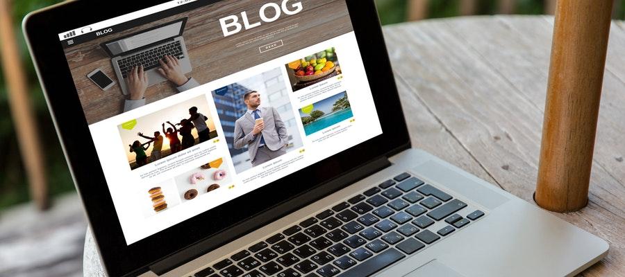 Associer un blog à votre site