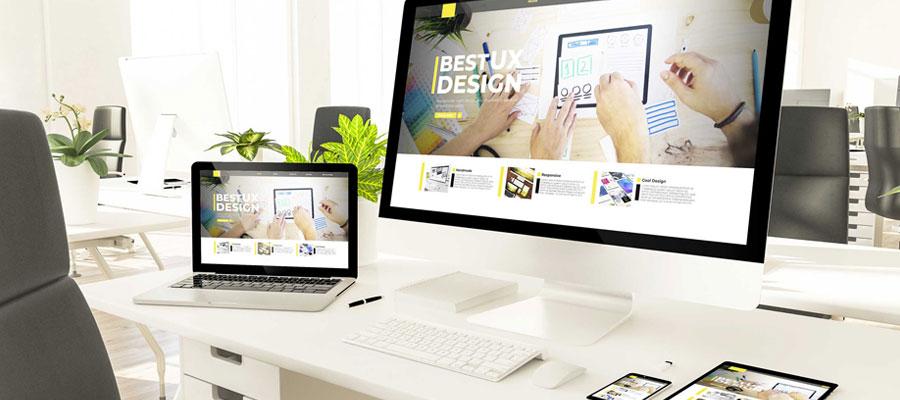 Agence web spécialisée dans la création de sites internet